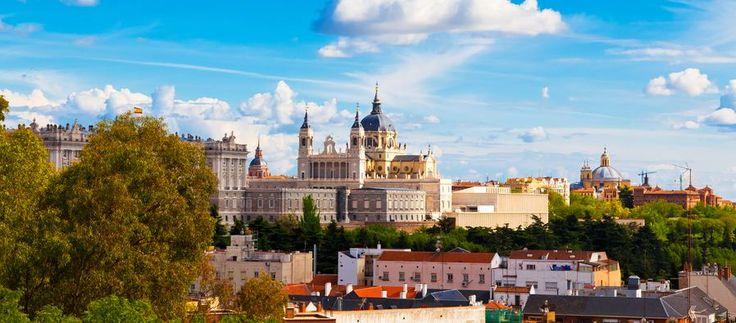 Reserva tu vuelo más económico para Madrid con Rumbo.es http://www.rumbo.es/vuelos/baratos/MAD/madrid/