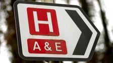 Temporary overnight hospital closures