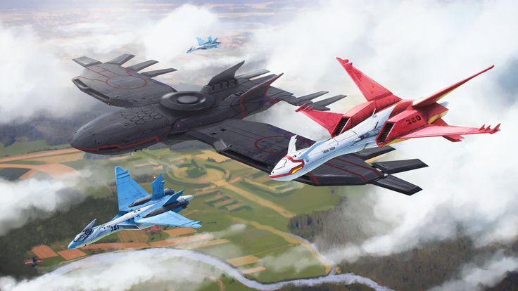 Kalos region Air Force by Dekus on deviantART