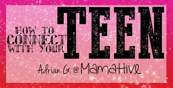 How To Connect With Your Teens from MamaHive #AdriansCrazyLife #Parenting #MamaHive: Bloggers Share, Parenting Bloggers, Bloggers United, Mamahive Adrianscrazylife, Adrianscrazylife Parenting, Blog Share, Parenting Mamahive, Pinteresting Bloggers