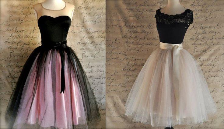 Bettinael.Passion.Couture.Made in france: Tenue de Fête : Couture Facile Plusieurs Modèles de Jupe Tulle