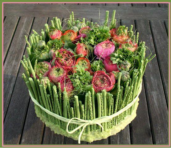 voorjaars taart