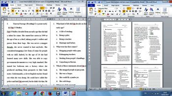 Do you need lower intermediate ESL English exams to cover a whole term? Is formatting in Word causing you headaches? Here are two exams (mid-term and end-of-term) ready to be submitted and photocopied (just add your