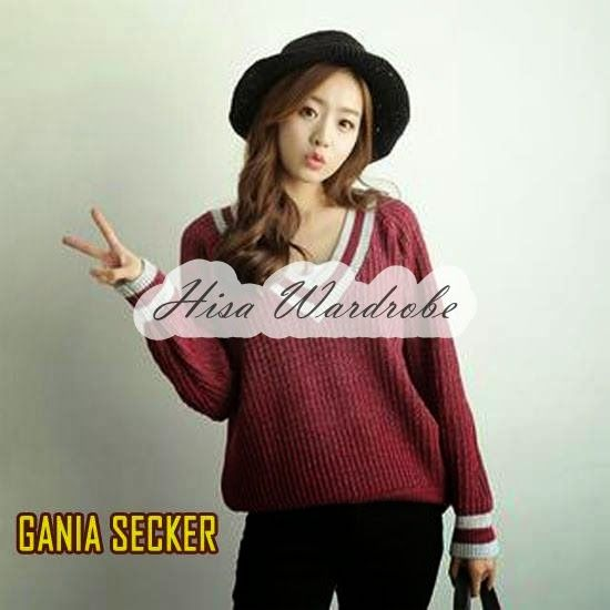 Hisa Wardrobe: Gania Secker