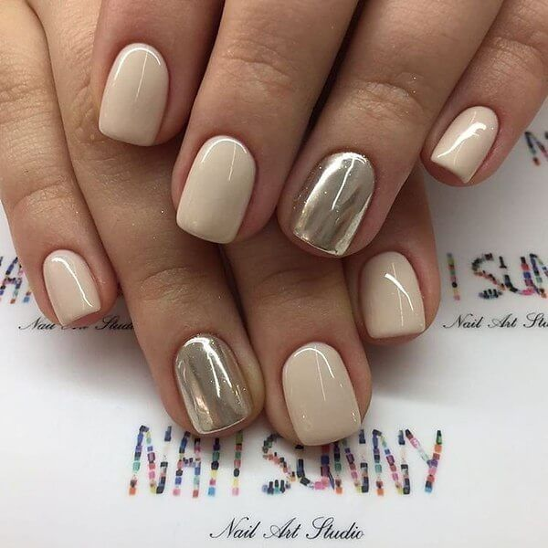 50 Reasons Shellac Nail Design Is The Manicure You Need Right Now #BeautyTips