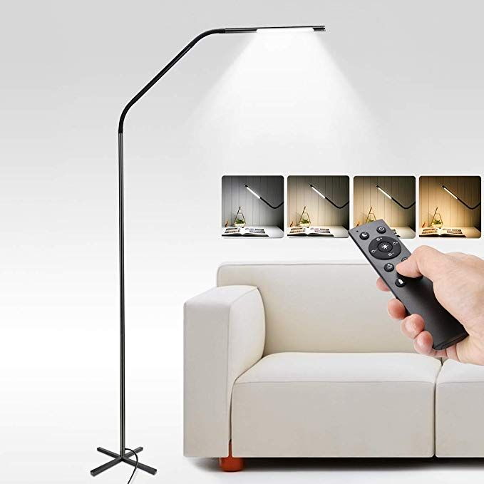 Floor Lamp Dimmable 6 Lighting Modes