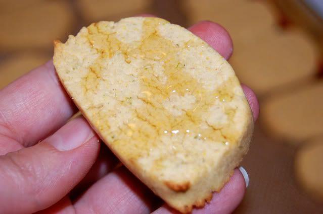 Lime Cornmeal Cookies | Food & Drink | Pinterest