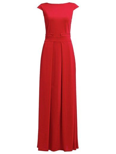 CoutureOne EDITH Długa sukienka rot