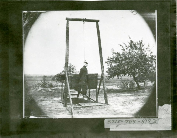 June 20, 1864. This is U.S. Colored Troop William Johnson. He deserted his unit. Then he attempted to rape a young woman. His death warrant was signed by Major General Patrick, Provost Marshal of Petersburg and overseen by same. General Patrick gives it one sentence in his diary for that day. The hanging was visible to Confederates who told their slaves that the Union side was hanging escaped slaves.Civil Wars, Colors Troop, General Patricks, American Civil, Troop Williams, Major General, Death Warrant, Wars 1861 1865, Confederacy Remember