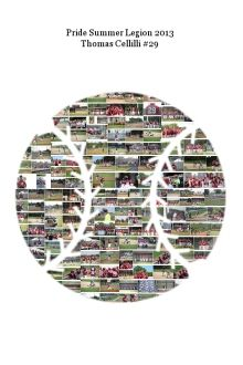 I love the idea of doing a photo collage for a banquet program cover - thank you card for a sports coach gift - or poster for team spirit. great gift for graduating seniors to have for their dorm room decorations to remember the sports team - end of the season banquet party favor ideas from www.collage.com