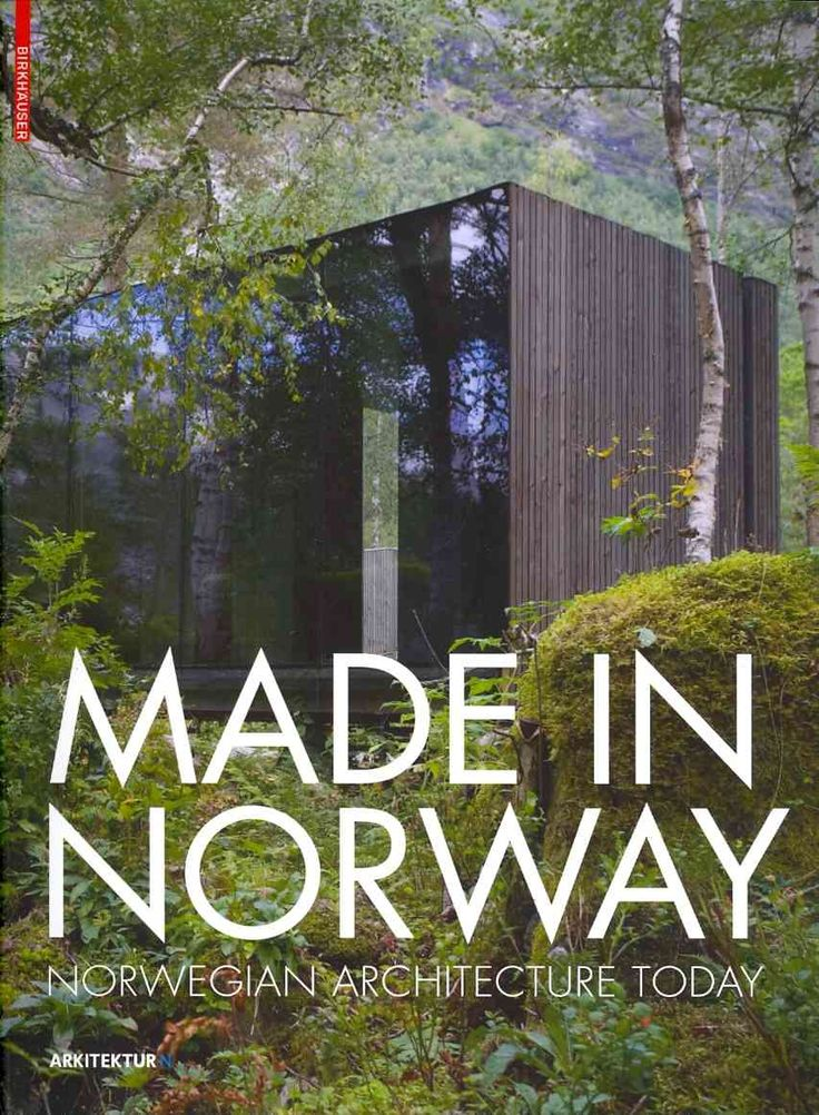 Made in Norway presents a selection of 31 new projects from all over the country, from the capital Oslo to the Arctic north, demonstrating Norwegian architects' responses to a variety of different sit