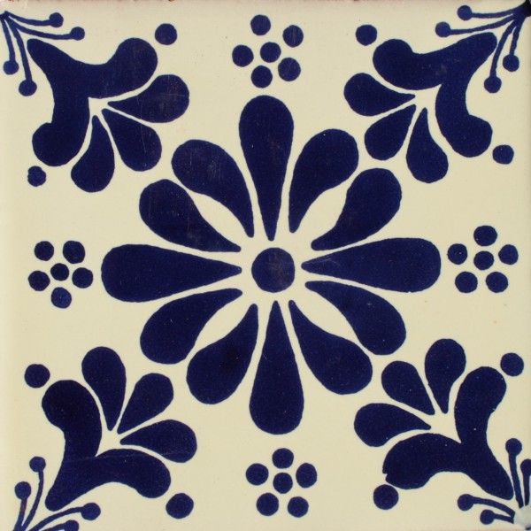 Mexican Talavera Tile – HAD015