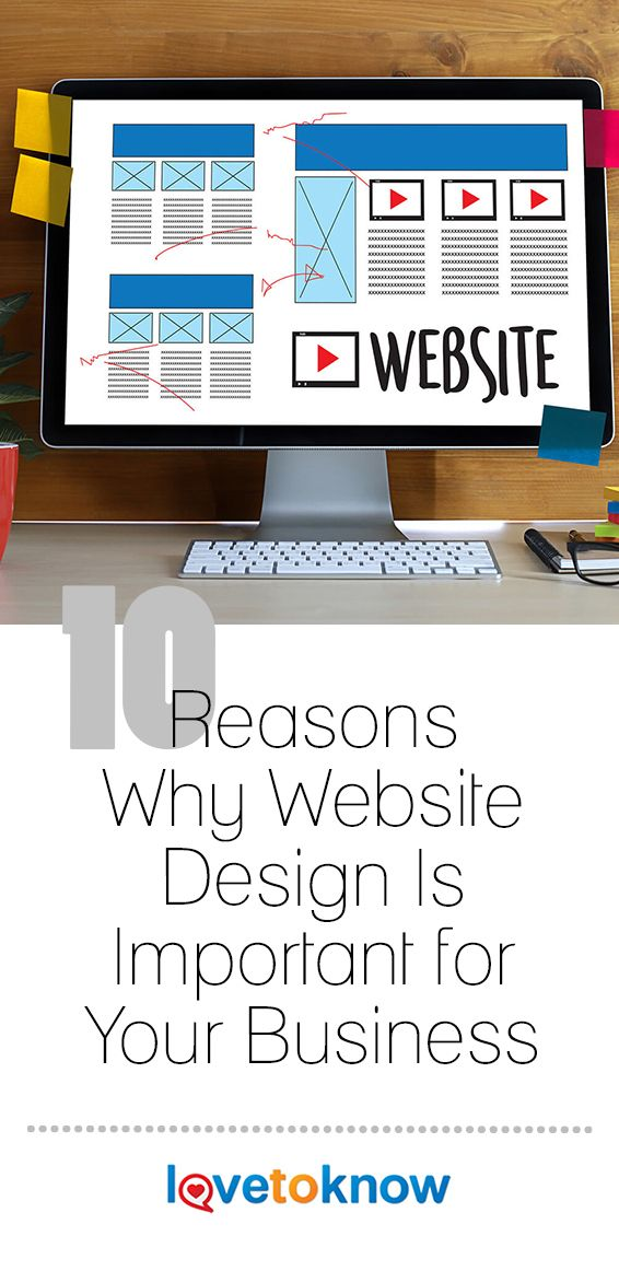 10 Reasons Why Website Design Is Important For Your Business Website Design Fun Website Design Website Design Free