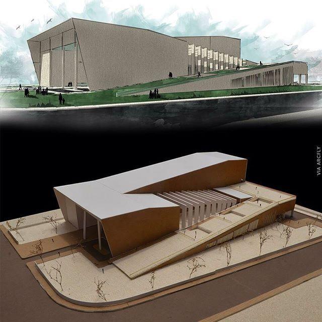 Architectural project #arch_impressive