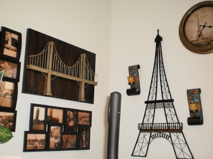 29 best Travel living room images on Pinterest Home, Live and - paris themed living room