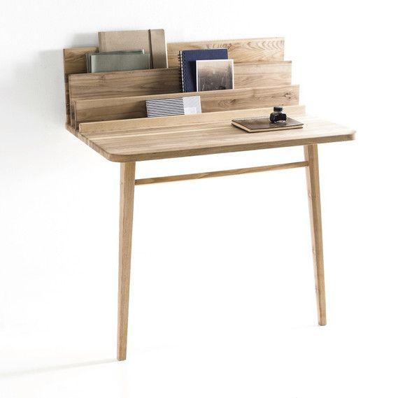 """2-legged desk - """"le scriban"""", designed by Margaux Keller Design Studio for La Redoute"""