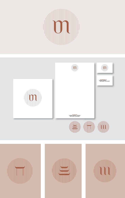 ming-shan. visual identity