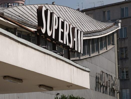 Warszawa - Supersam