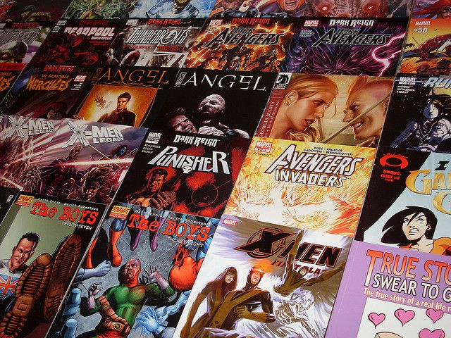 Looking for a creative way to fund his startup, one man combined his love of comic books with his data analysis skills to become a rare comic book dealer.