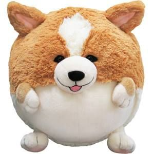 Corgis (and mini corgis) are back! Woooooo! #squishable #plush