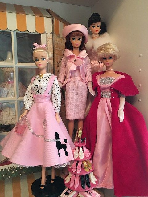 The Barbie Vignette – Collect, photograph & treasure! A Barbie collector's blog