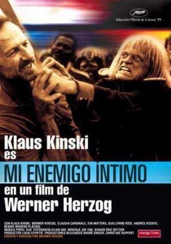 Klaus Kinski: Mi enemigo íntimo - 1999 - Documental: