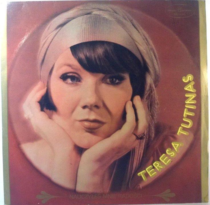 Teresa Tutinas - Nauczyłeś Mnie Radości