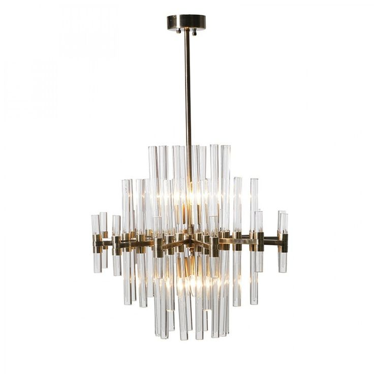 Chandeliers do not have to be pretty