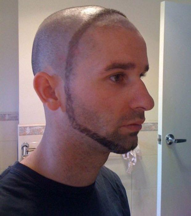 Beard Gone Crazy