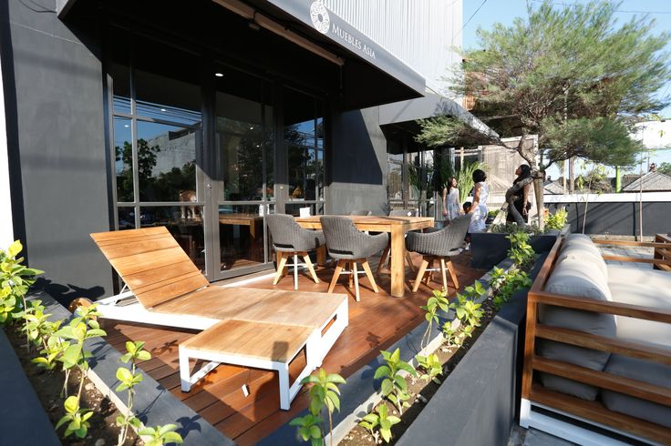 Opening New Gallery #outdoor #design #furniture
