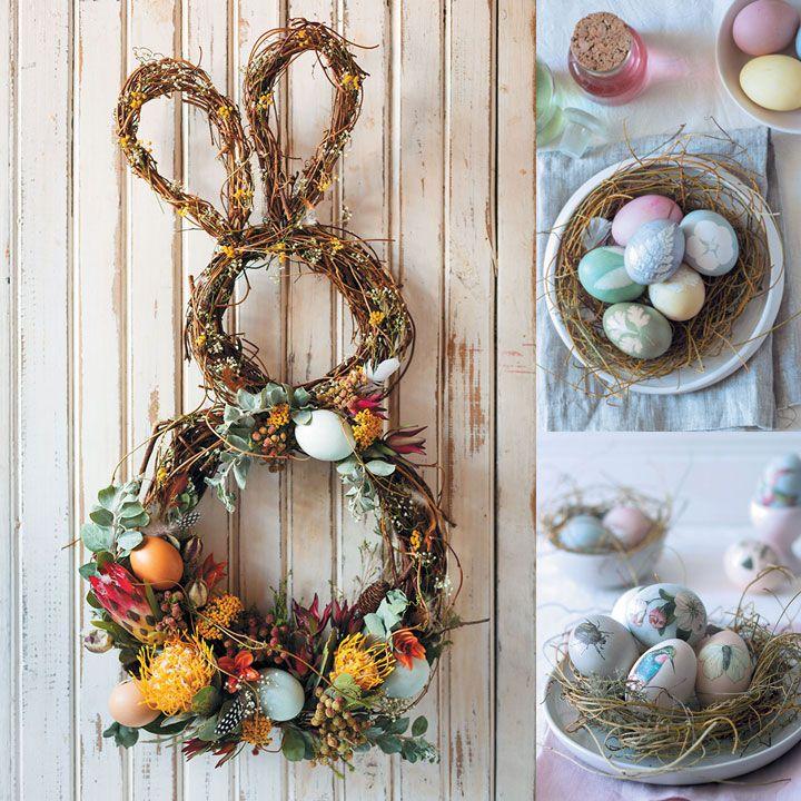 5 Easter Crafts For Adults Easter Crafts Spring Crafts