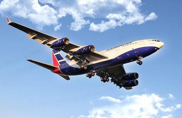 Транспортный блог Saroavto: ВАСО восстановит летную годность одного из Ил-96 а...