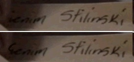 A quick glipse of Stiles real name in Teen Wolf 1x5 The Tell Episode