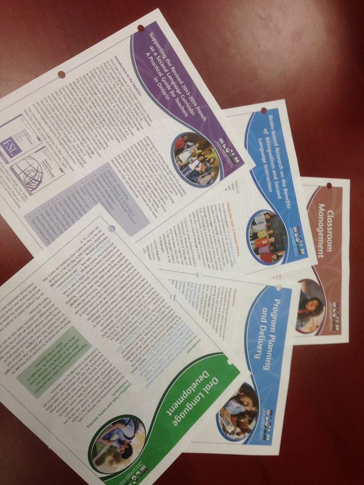 Great new teacher resources to support Ontario's new FSL Curriculum.