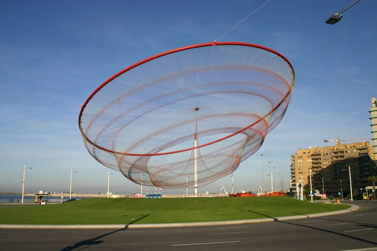 Sculpture at Matosinhos