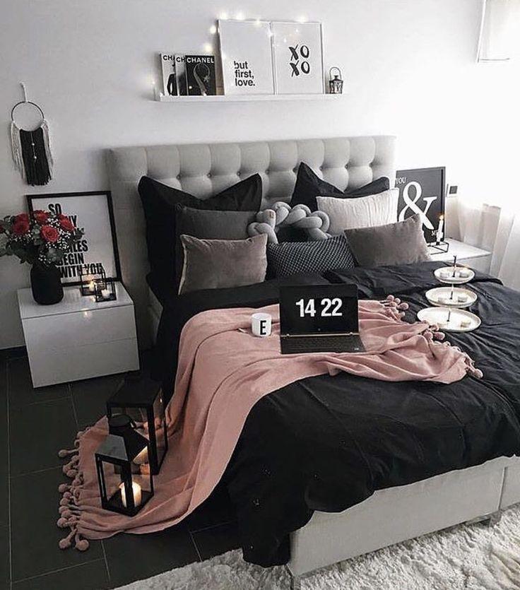 Sweet and Cute Bedroom Design 307 best