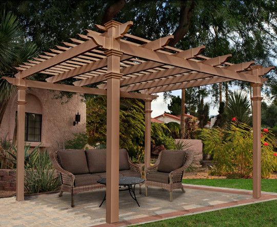You should see this Arcadia Pergola in Natural on Daily Sales! - 25+ Best Ideas About Pergolas For Sale On Pinterest Used