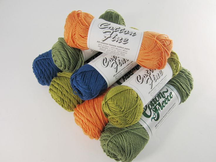 Enter to win the Assorted Brown Sheep Yarn Bundle! One lucky winner will receive 4 skeins of Cotton Fine Yarn and 4 skeins of Cotton Fleece Yarn (Apricot Nector, Bering Sea Blue, Olive Burst, Lentil). The deadline to enter is March 13, 2016 at 11:59:59 p.m. Eastern Time.