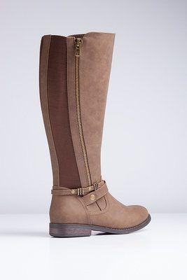 Fierce Boots for Wide Calves   - 15 Fierce Fall Boots That Fit Over Big Calves, Amen!