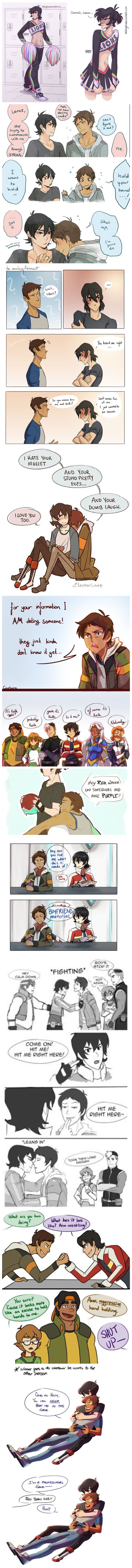 This is from Voltron Legendary Defender. Please tell me this is not what happened.