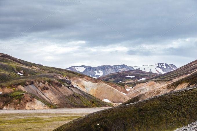 Landmannalaugar park, Iceland by grycikua https://crmrkt.com/Nmylk