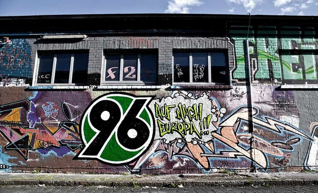 Alte Liebe - Hannover 96