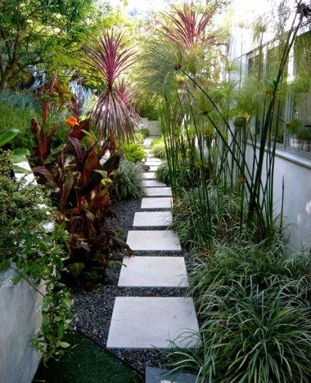 les 25 meilleures id es de la cat gorie jardin exotique sur pinterest quoi planter en fleurs. Black Bedroom Furniture Sets. Home Design Ideas
