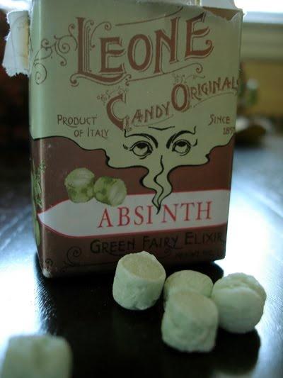 #BeautifulPackaging #Absinth sweets