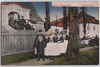 Bauernhochzeit aus Igelland Selská svatba z Jihlavska