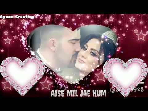Very Romantic Status For WhatsApp    Itna Tumhe Chahna Hai