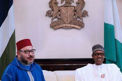Morocco's king wishes President Buhari quick recovery   King Mohammed VI of Morocco on Wednesday had a telephone conversation with President Buhari in London on vacation.He initiated the call andasked after the President's health and expressed satisfaction at his rate of improvement.Special Adviser to President Buhari on Media and Publicity Femi Adesina said in a statement. The two leaders had discussed the current stage of the Morocco-Nigeria Atlantic crude oil pipeline project. king…