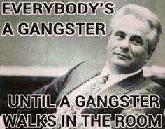 Fake Gangster Quotes. QuotesGram by @quotesgram