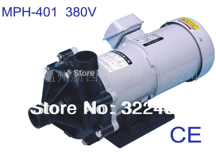 460.27$  Watch now - http://alikd2.worldwells.pw/go.php?t=762651573 - CE Approved three-phase magnetic drive pumps MPH-401 50HZ 380V large centrifugal pump water ,pollution,chemical,metal industry