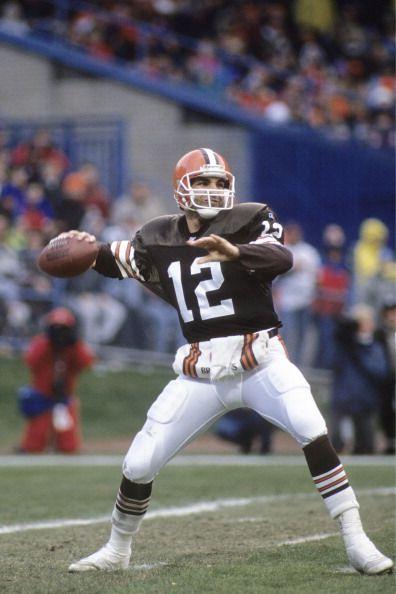 Vinny Testaverde, Quarterback, Cleveland Browns